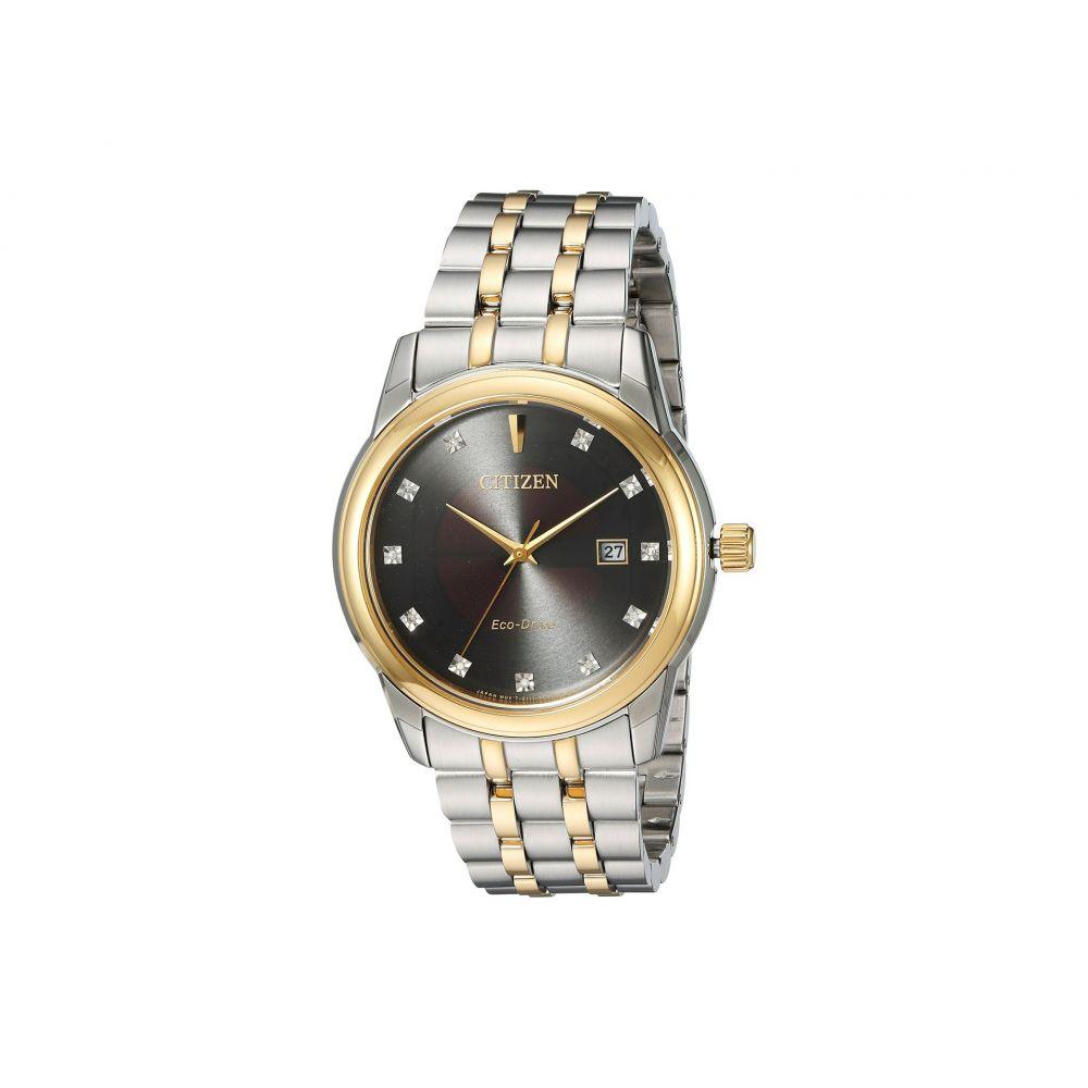 シチズン Citizen Watches メンズ 腕時計【BM7344-54E Diamond】Two-Tone