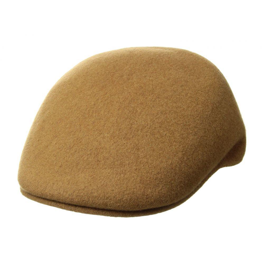 カンゴール Kangol メンズ 帽子【Seamless Wool 507】Wood