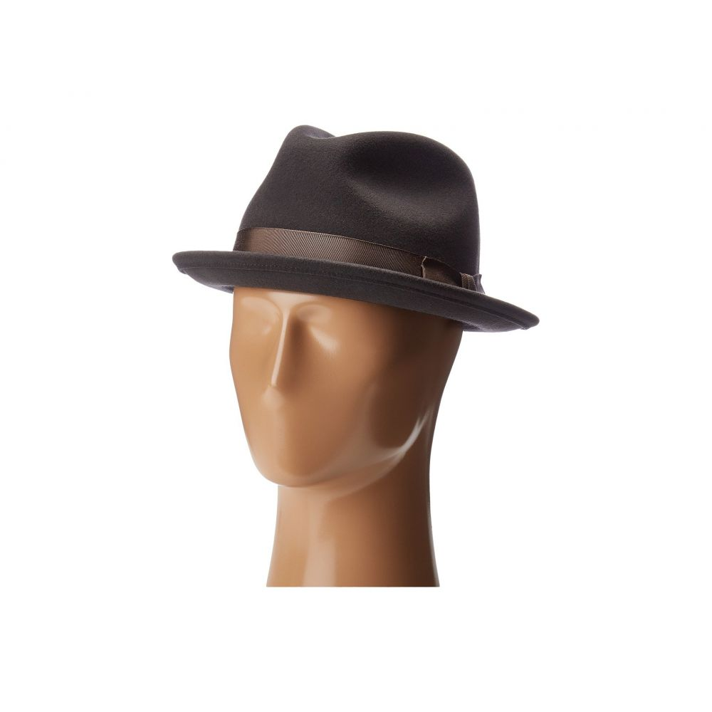 カントリージェントルマン Country Gentleman メンズ 帽子 ハット【Floyd Traditional Wool Fedora Hat】Slate