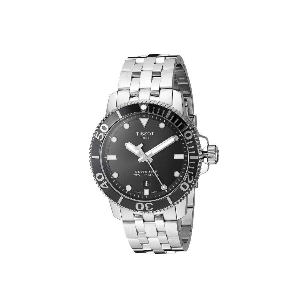 ティソ Tissot メンズ 腕時計【Seastar 1000 Powermatic 80 - T1204071105100】Grey