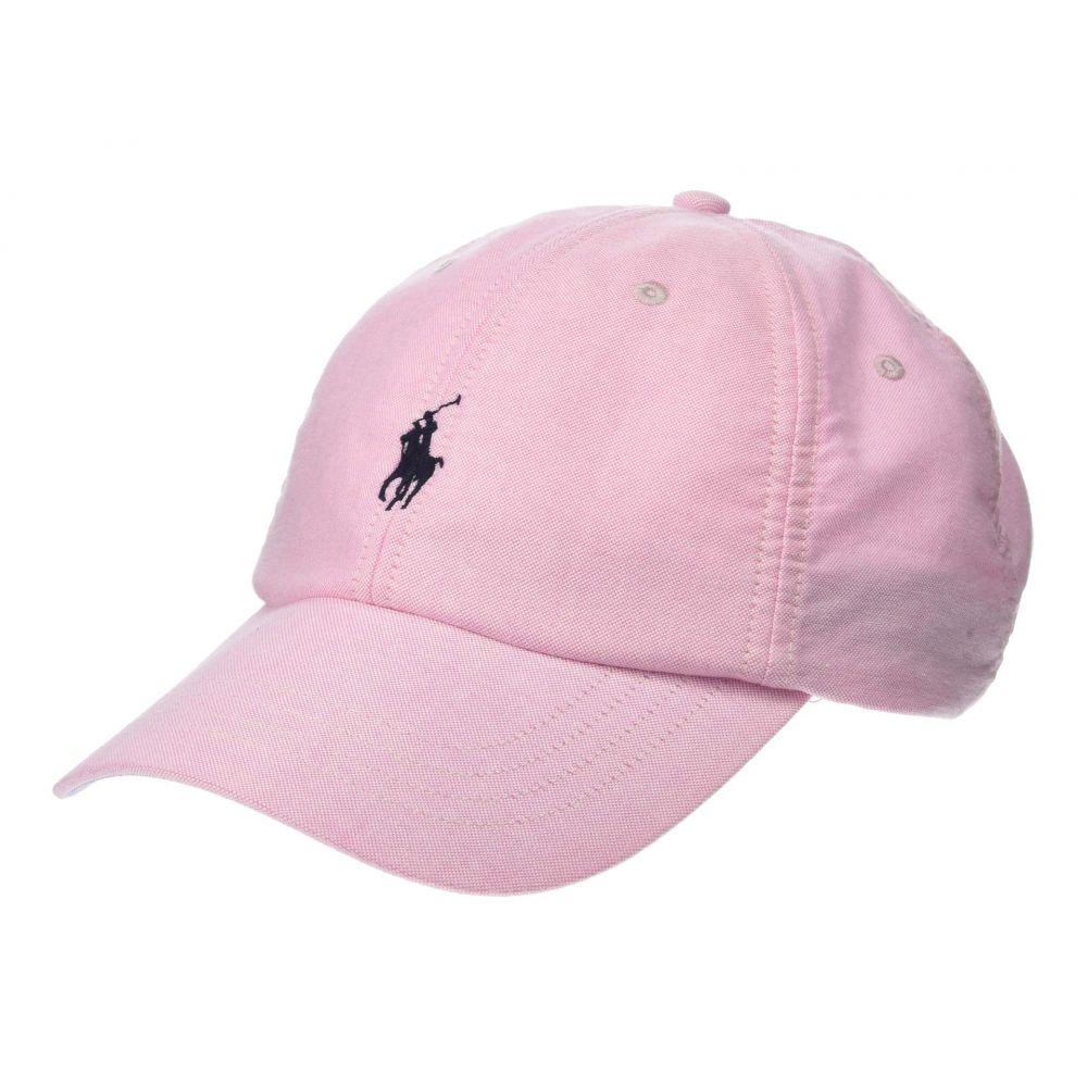 ラルフ ローレン Polo Ralph Lauren メンズ 帽子 キャップ【Classic Chino Cap】New Rose