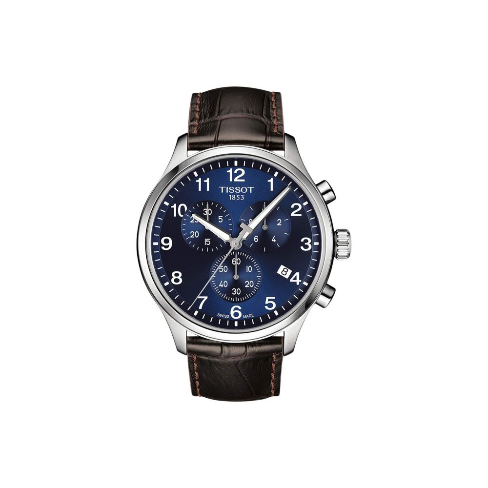 ティソ Tissot メンズ 腕時計【Chrono XL Classic - T1166171604700】Blue