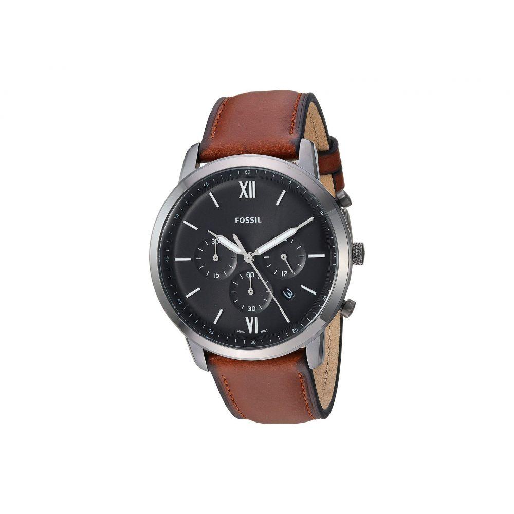 フォッシル Fossil メンズ 腕時計【Neutra Chrono - FS5512】Brown