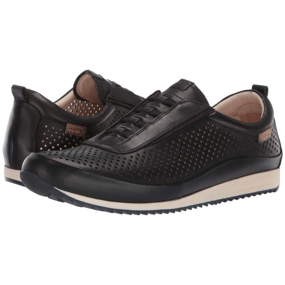 ピコリノス Pikolinos メンズ シューズ・靴 スニーカー【Liverpool M2A-6252】Black