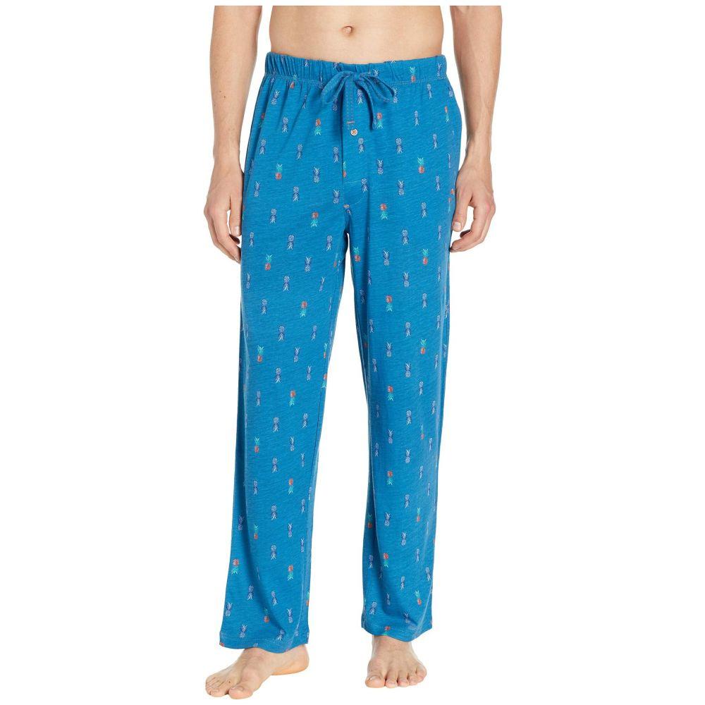 トミー バハマ Tommy Bahama メンズ インナー・下着 パジャマ・ボトムのみ【Pineapples Knit Pants】Pineapples