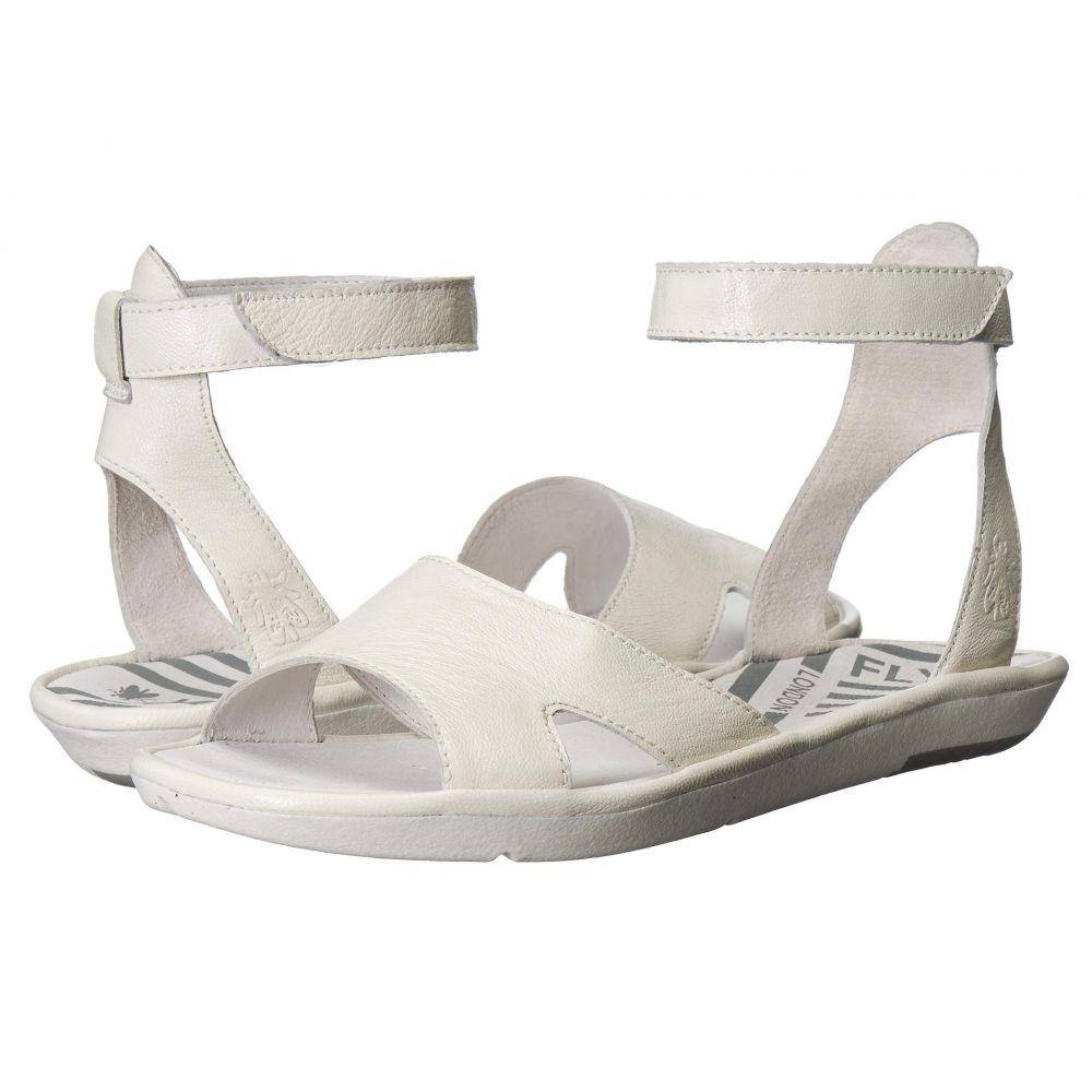 フライロンドン FLY LONDON レディース シューズ・靴 サンダル・ミュール【MAFI857FLY】Off-White Mousse