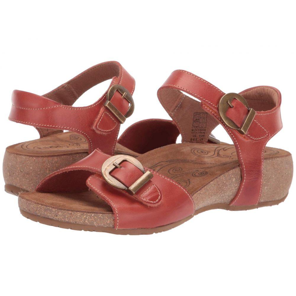 タオス Taos Footwear レディース シューズ・靴 サンダル・ミュール【Vera】Burnt Orange