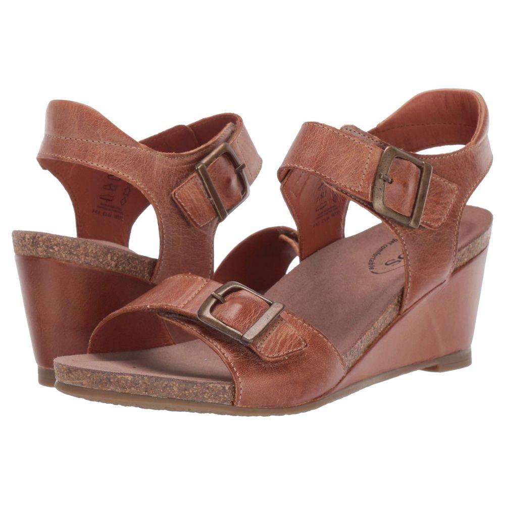タオス Taos Footwear レディース シューズ・靴 サンダル・ミュール【Buckle Up】Camel