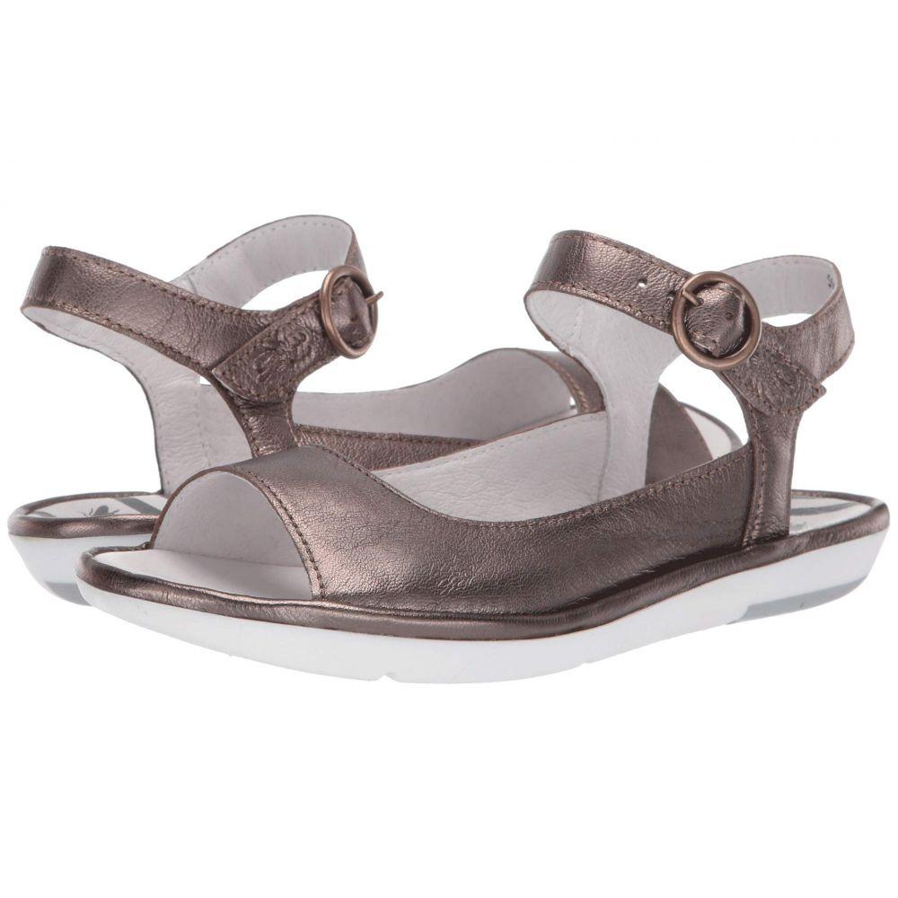 フライロンドン FLY LONDON レディース シューズ・靴 サンダル・ミュール【MOLD963FLY】Bronze Idra