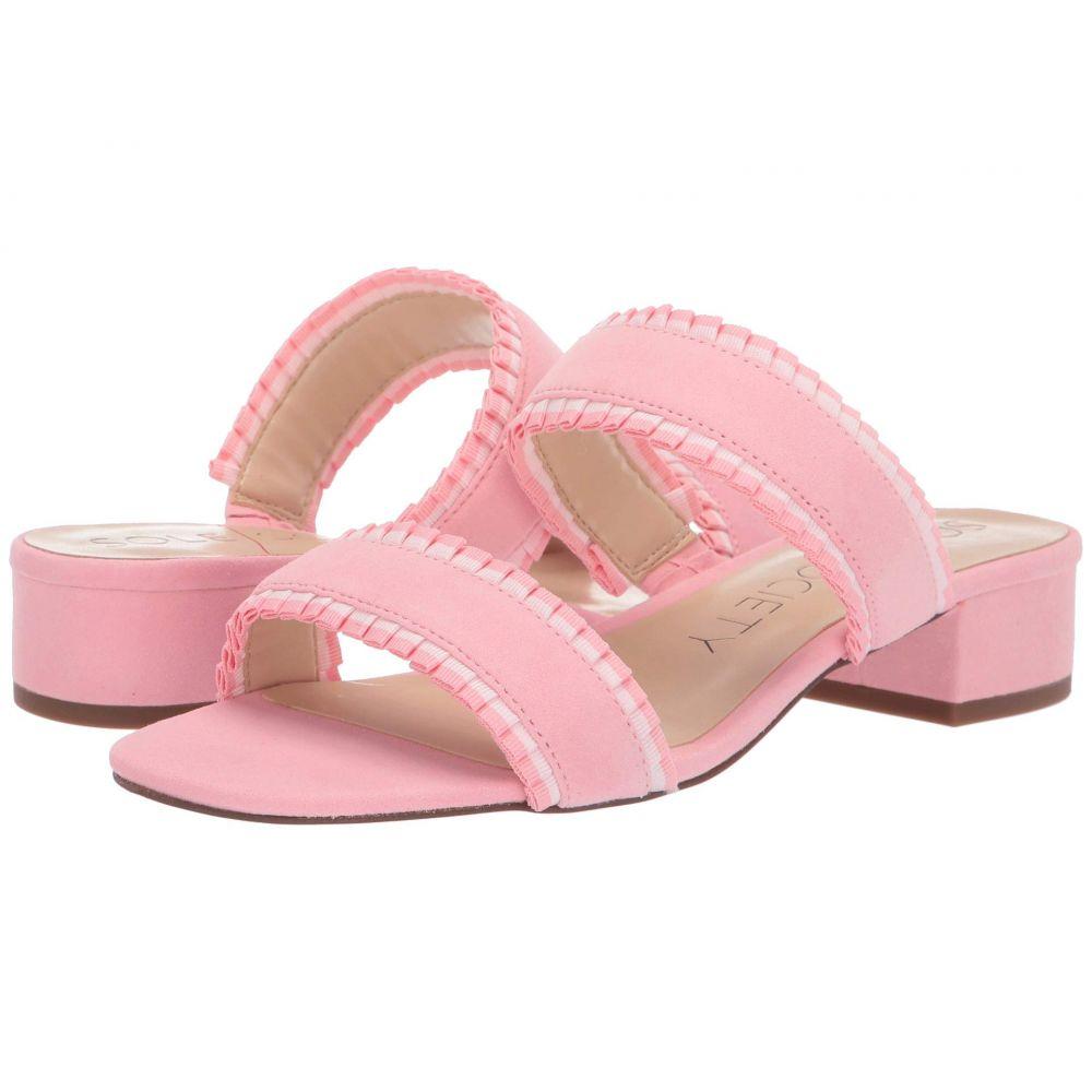 ソール ソサエティー SOLE / SOCIETY レディース シューズ・靴 サンダル・ミュール【Elura】Blossom