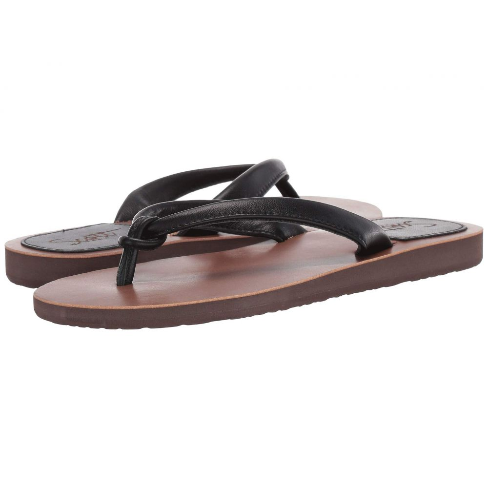 スコットハワイ Scott Hawaii レディース シューズ・靴 ビーチサンダル【Awapuhi】Black