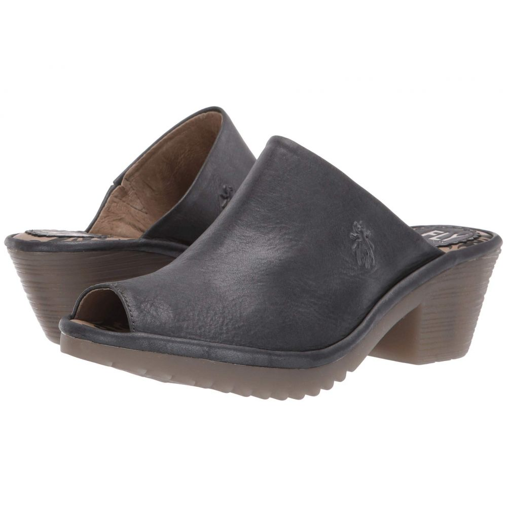 フライロンドン FLY LONDON レディース シューズ・靴 パンプス【WONY978FLY】Anthracite Janeda Leather