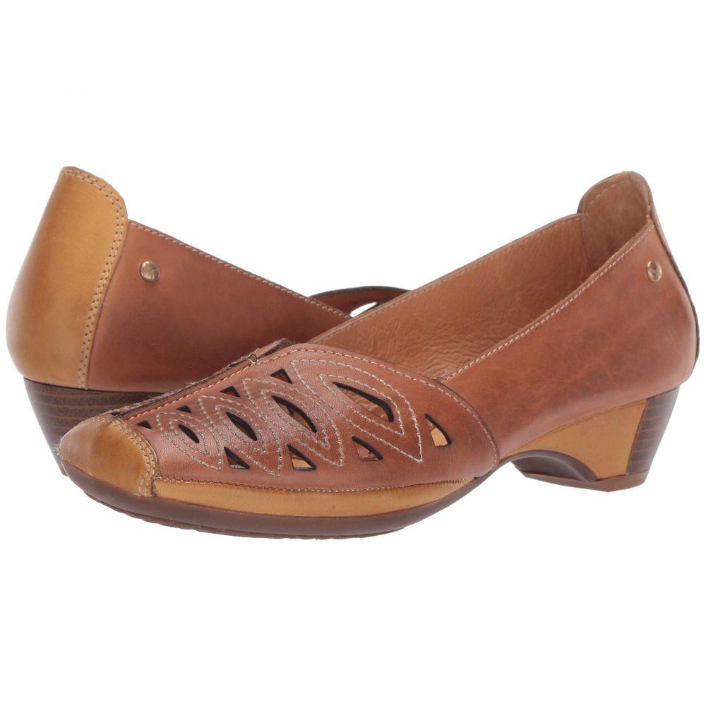 ピコリノス Pikolinos レディース シューズ・靴 パンプス【Gandia 849-5878】Brandy