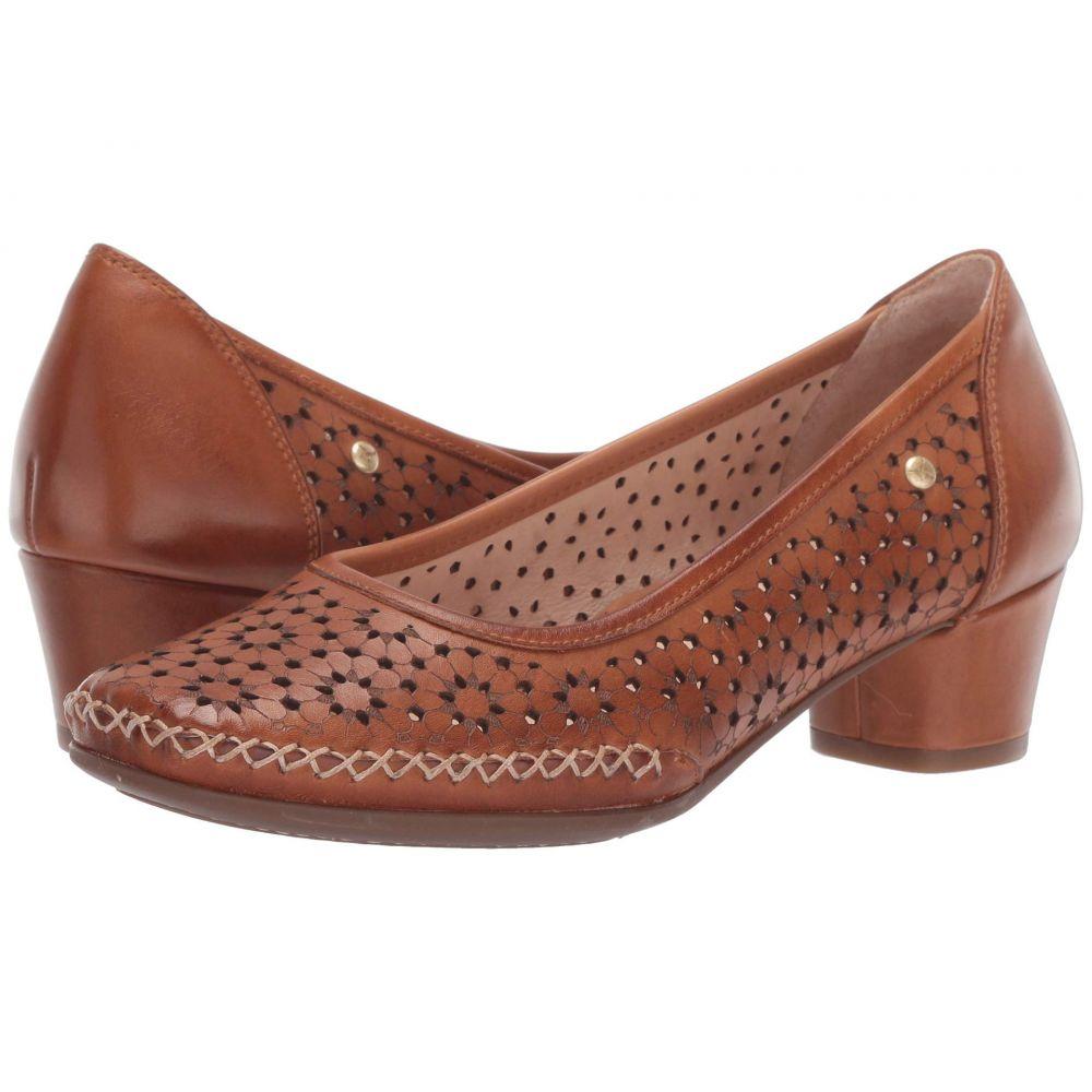 ピコリノス Pikolinos レディース シューズ・靴 パンプス【Gomera W6R-5875】Brandy