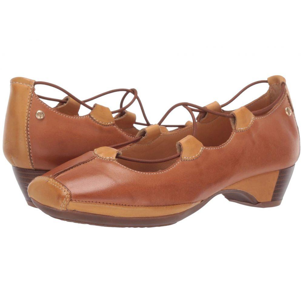 ピコリノス Pikolinos レディース シューズ・靴 パンプス【Gandia 849-2531C1】Brandy