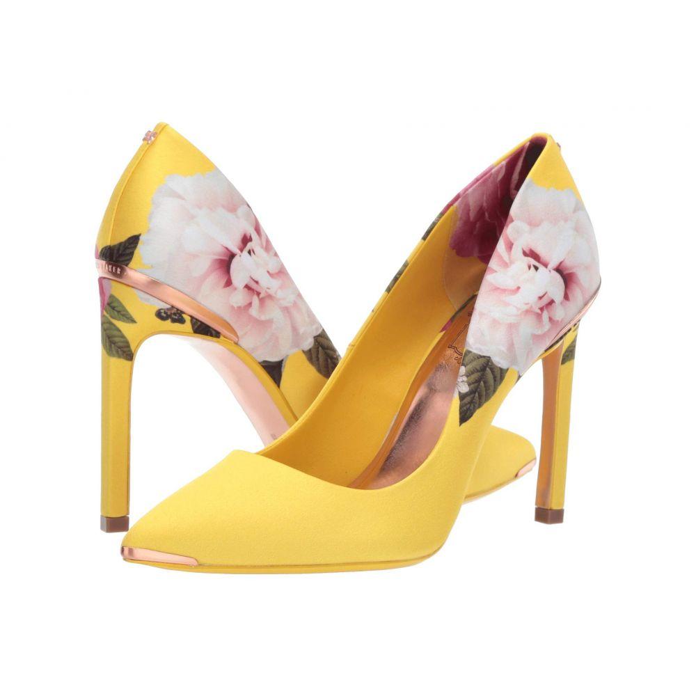 テッドベーカー Ted Baker レディース Yellow シューズ レディース・靴 パンプス【Melnip】Magnificent シューズ・靴 Yellow, カワイムラ:d4d324e1 --- municipalidaddeprimavera.cl
