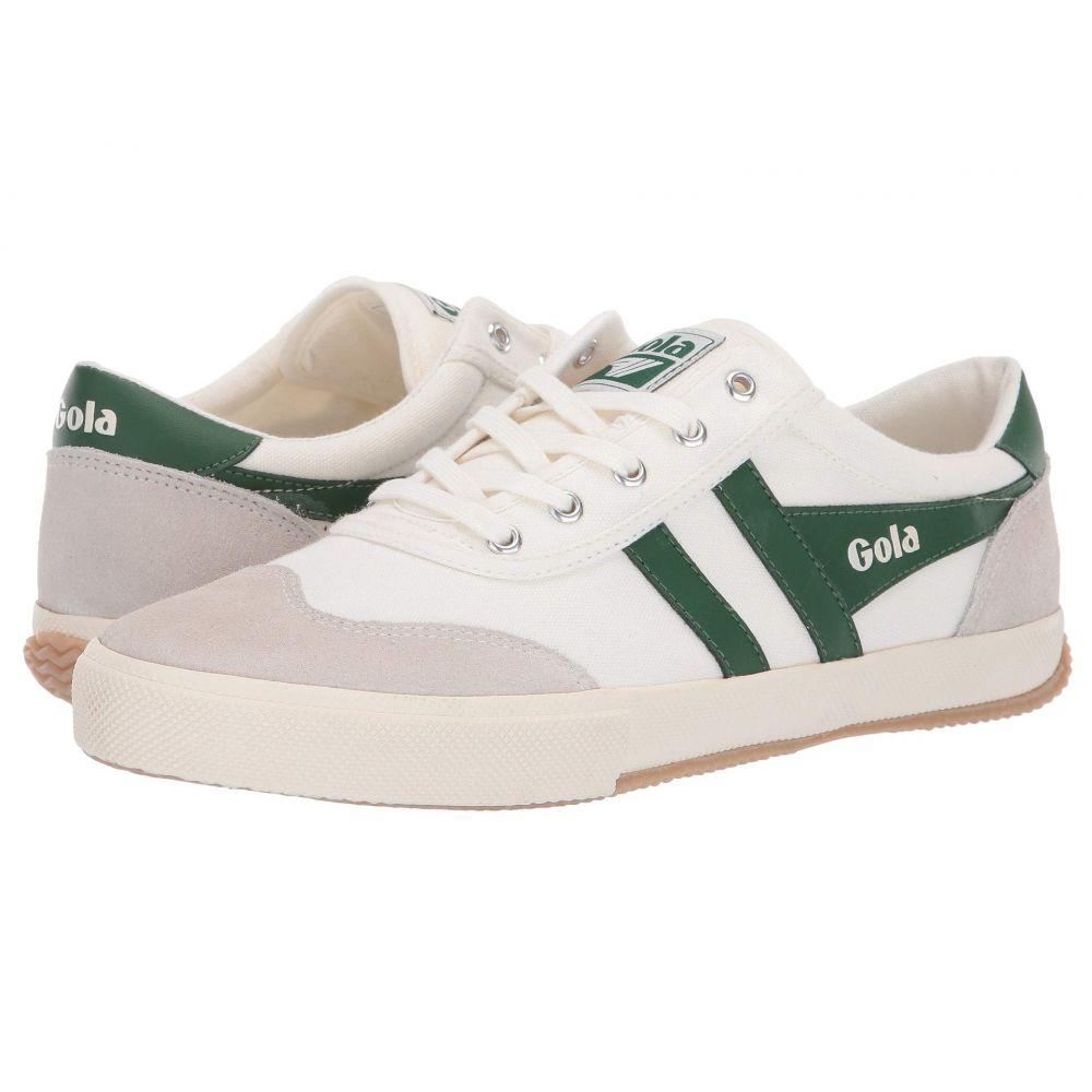 ゴーラ Gola メンズ シューズ・靴 スニーカー【Badminton】Off-White/Green