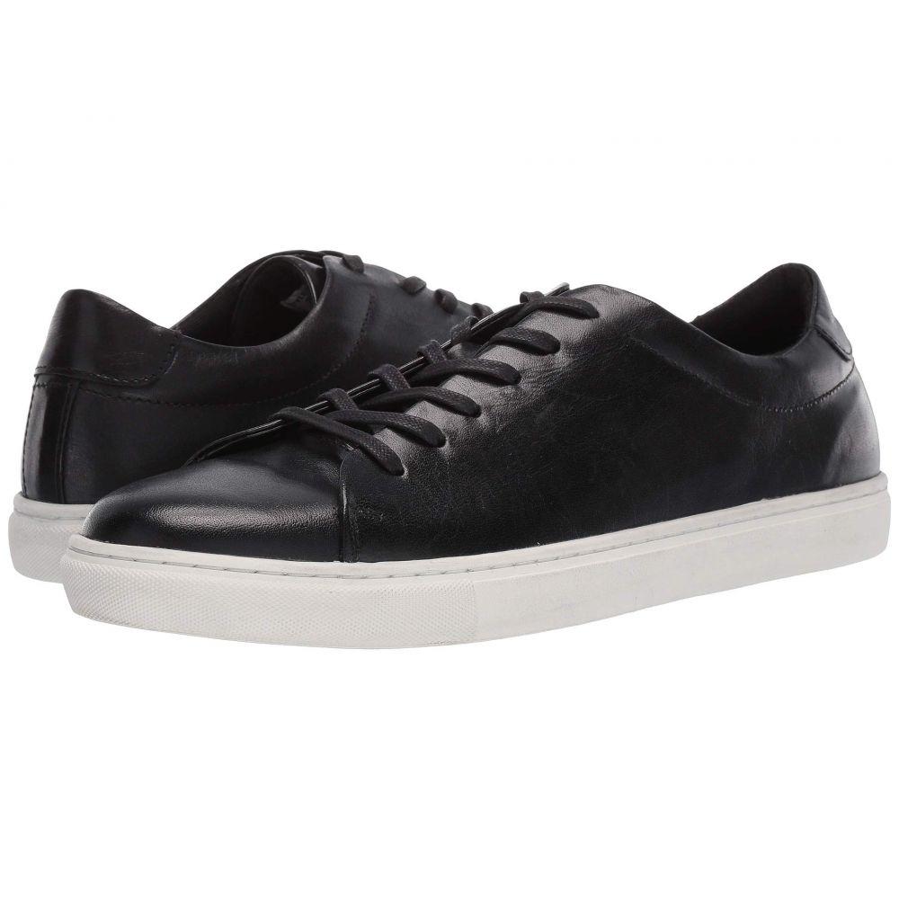 スティーブ マデン Steve Madden メンズ シューズ・靴 スニーカー【Calendar】Black Leather