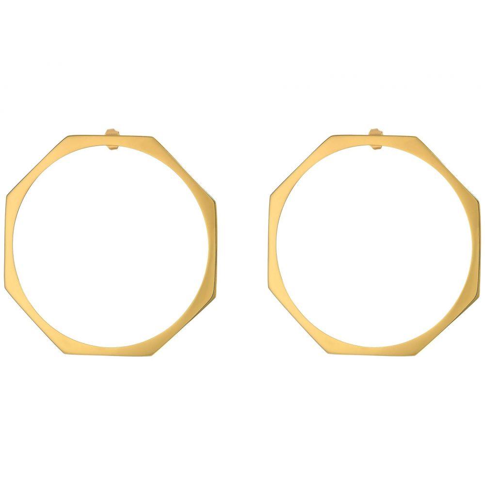 ミアンサイ Miansai レディース ジュエリー・アクセサリー イヤリング・ピアス【Ponti Earrings - Large】Polished Gold