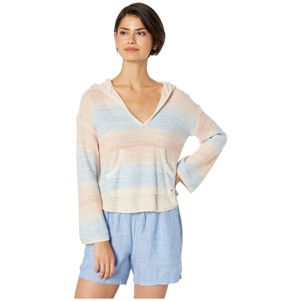 ビラボン Billabong レディース トップス ニット・セーター【Baja Beach Sweater】White Cap