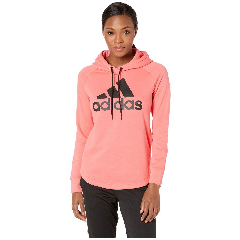 アディダス adidas レディース トップス パーカー【Must Have Hoodie】Prism Pink/White
