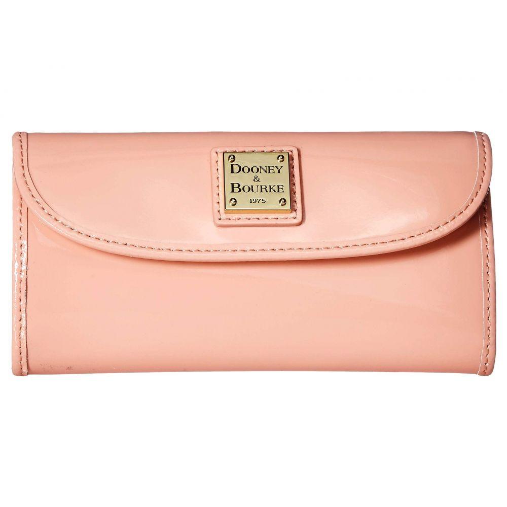 ドゥーニー&バーク Dooney & Dooney Pink Bourke Pink/Pale レディース バッグ クラッチバッグ【Beacon Patent Continental Clutch】Pale Pink/Pale Pink Trim, 豊浦郡:ec6e9be9 --- sunward.msk.ru