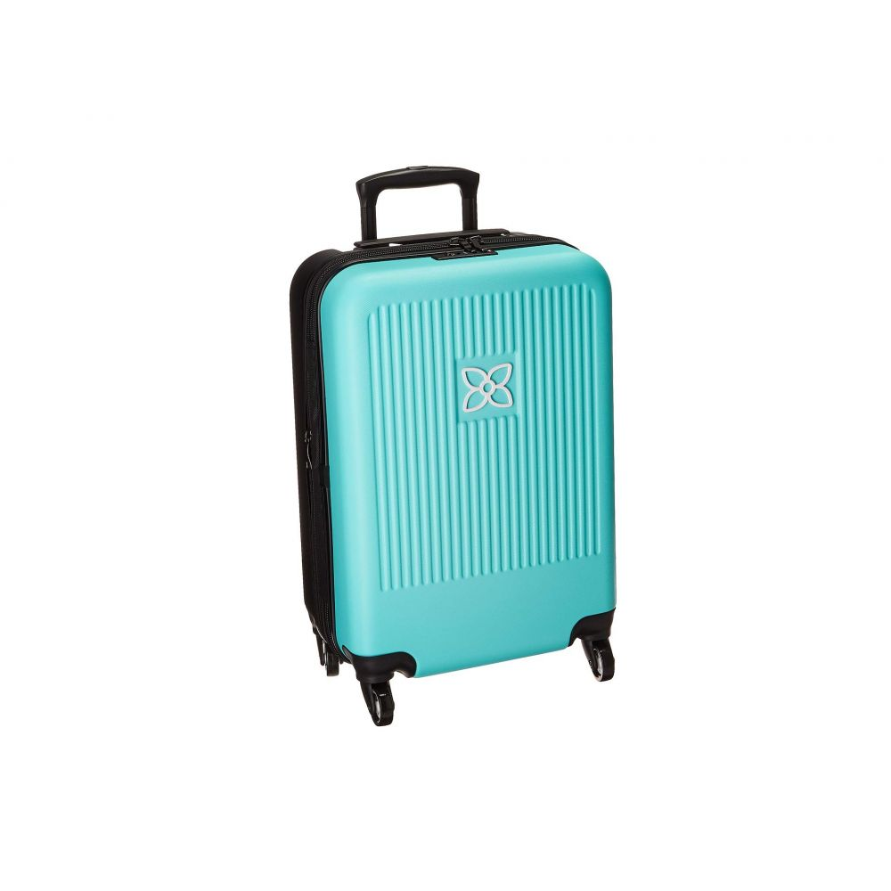 シェルパニ Sherpani レディース バッグ スーツケース・キャリーバッグ【Meridian Carry On Luggage】Caribe