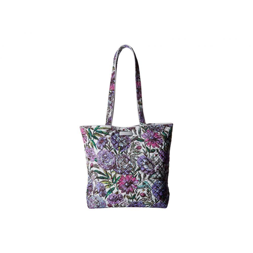 ヴェラ ブラッドリー Vera Bradley レディース バッグ トートバッグ【Iconic Tote Bag】Lavender Meadow