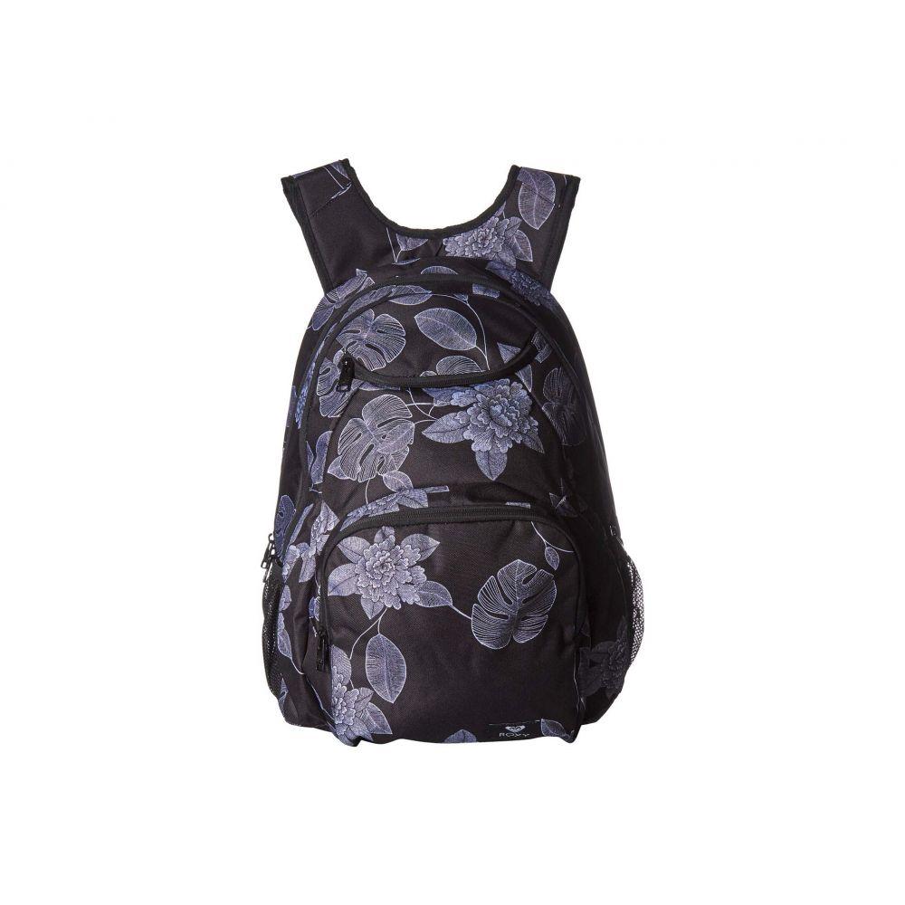 ロキシー Roxy レディース バッグ バックパック・リュック【Shadow Swell Backpack】Anthracite Flower of Love