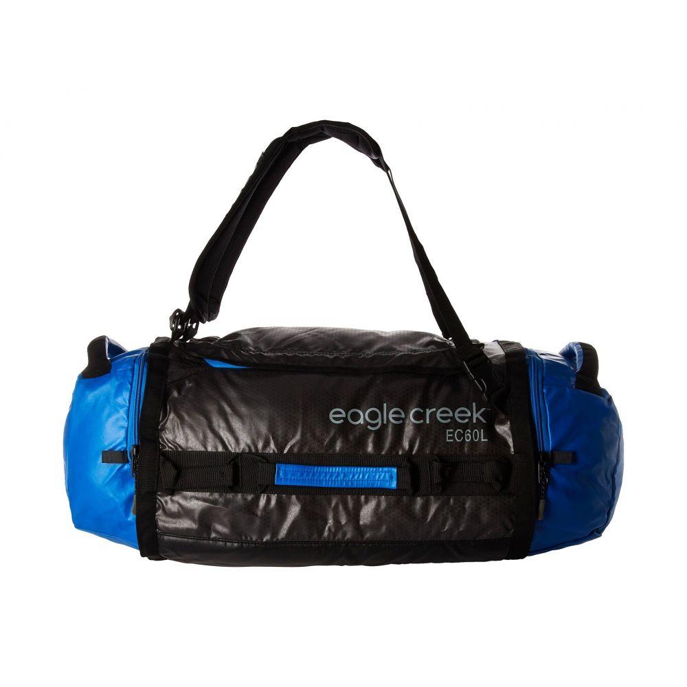 エーグルクリーク Eagle Creek レディース バッグ ボストンバッグ・ダッフルバッグ【Cargo Hauler Duffel 60 L/M】Blue/Asphalt