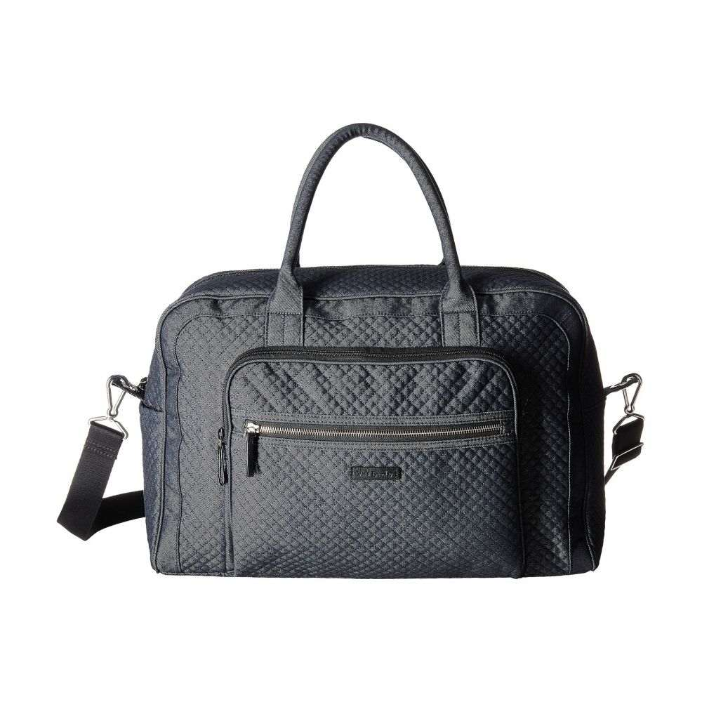 ヴェラ ブラッドリー Vera Bradley レディース バッグ ボストンバッグ・ダッフルバッグ【Iconic Weekender Travel Bag】Denim Navy