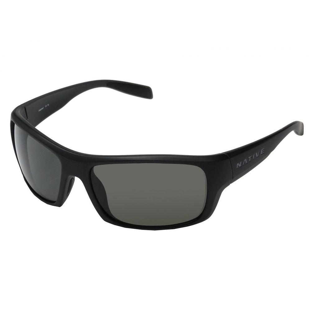 ネイティブアイウェア Native Eyewear レディース メガネ・サングラス【Eddyline】Matte Black/Granite