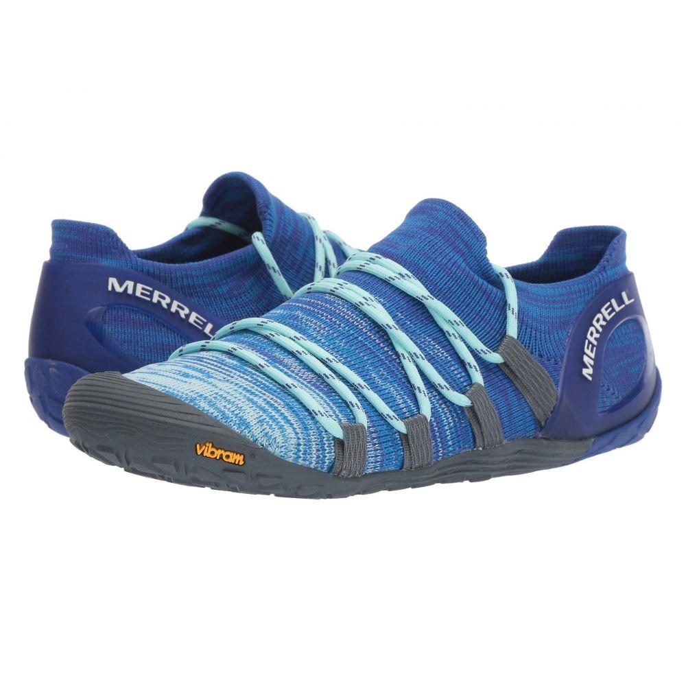 メレル Merrell レディース ランニング・ウォーキング シューズ・靴【Vapor Glove 4 3D】Aqua/Surf
