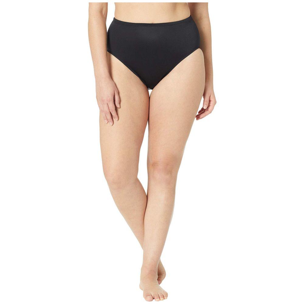 ミラクルスーツ Miraclesuit レディース 水着・ビーチウェア ボトムのみ【Solid 19 Basic Bikini Brief Bottom】Black