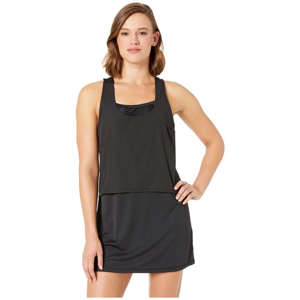 ナイキ Nike レディース 水着・ビーチウェア ビーチウェア【Sport Mesh Reversible Layered Dress Cover-Up】Black