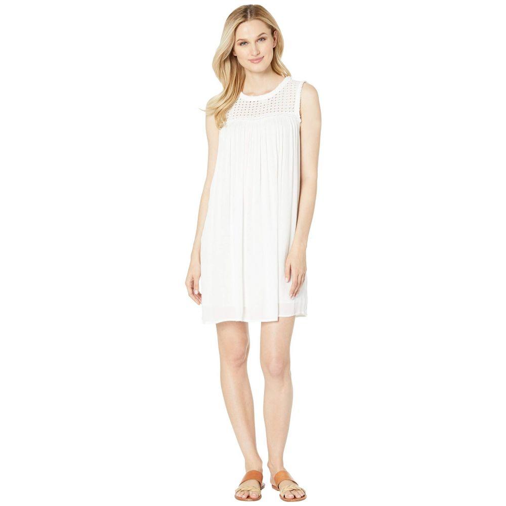 トミー バハマ Tommy Bahama レディース 水着・ビーチウェア ビーチウェア【Crinkle Rayon Sleeveless Dress】White