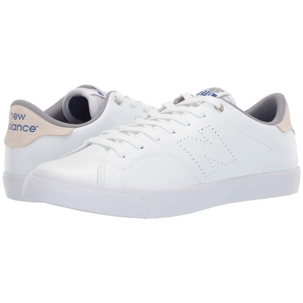 ニューバランス New Balance Numeric メンズ シューズ・靴 スニーカー【AM210】White