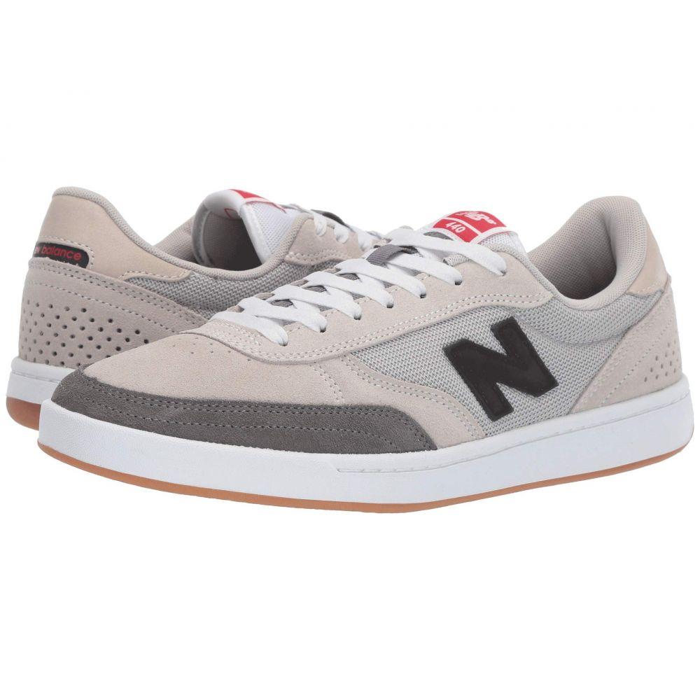 ニューバランス New Balance Numeric メンズ シューズ・靴 スニーカー【NM440】Clay Grey/Black