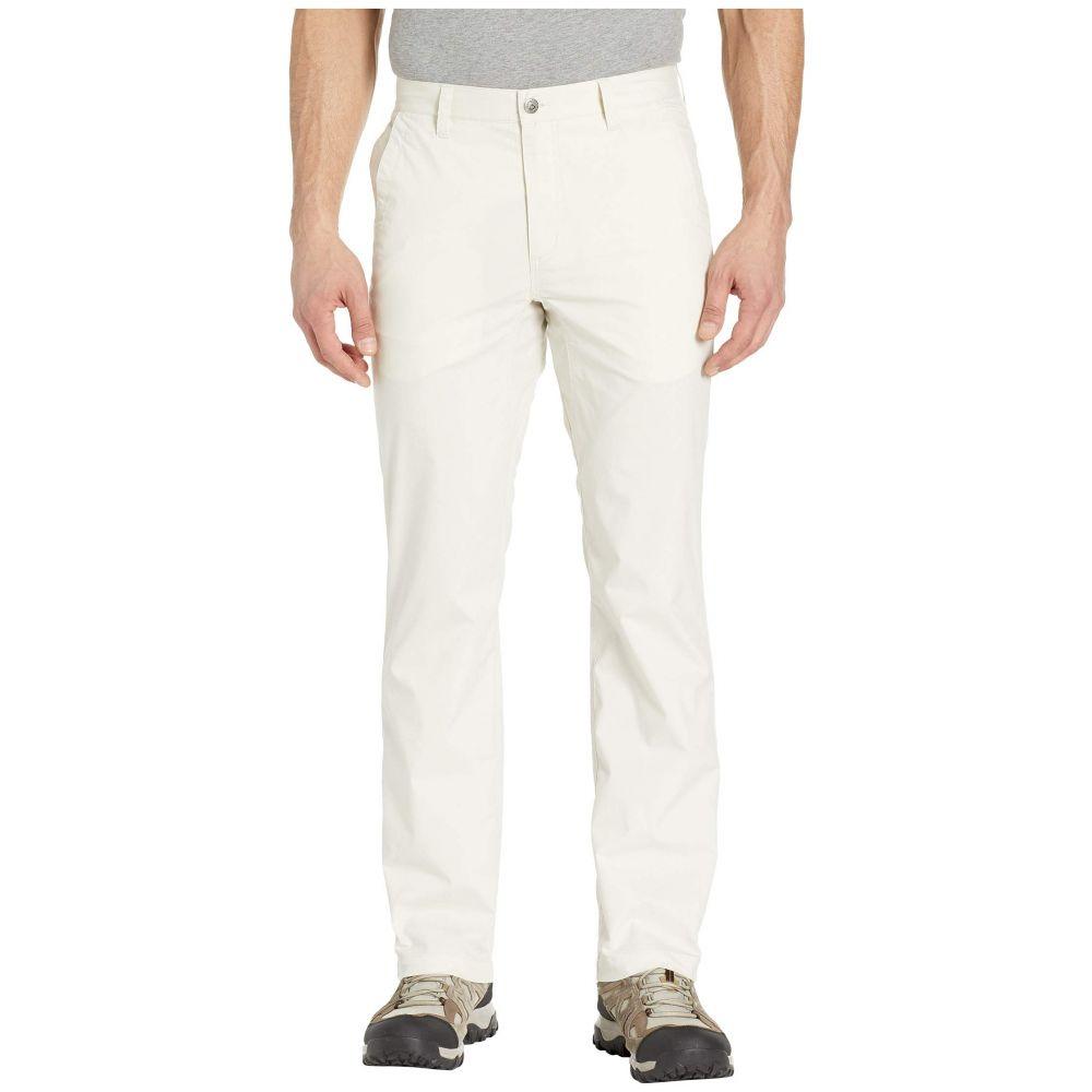 マウンテンカーキス Mountain Khakis メンズ ボトムス・パンツ スキニー・スリム【Stretch Poplin Pants Slim Fit】Oatmeal