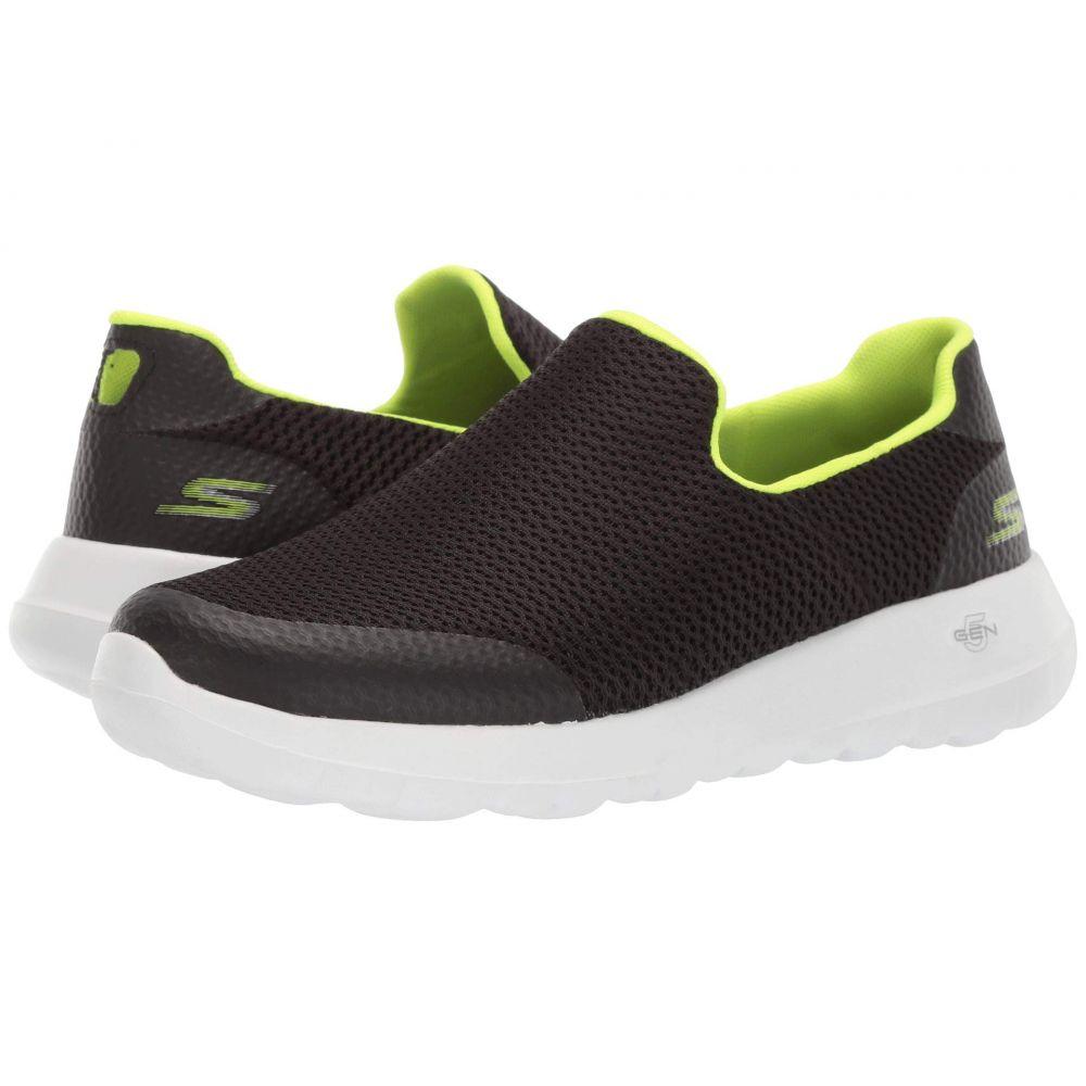 スケッチャーズ SKECHERS Performance メンズ シューズ・靴 スニーカー【Go Walk Max - 54637】Black/Lime