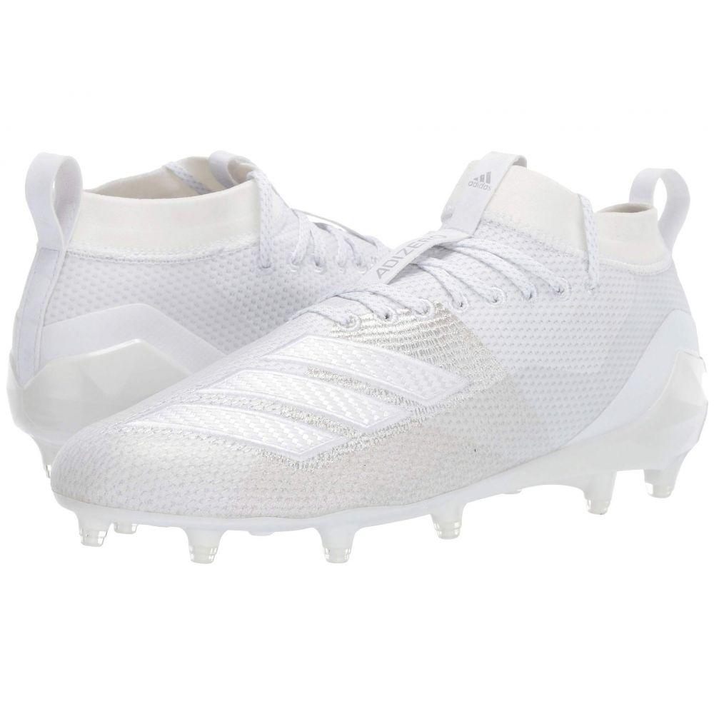 アディダス adidas メンズ アメリカンフットボール シューズ・靴【5 STAR 8.0】White/White