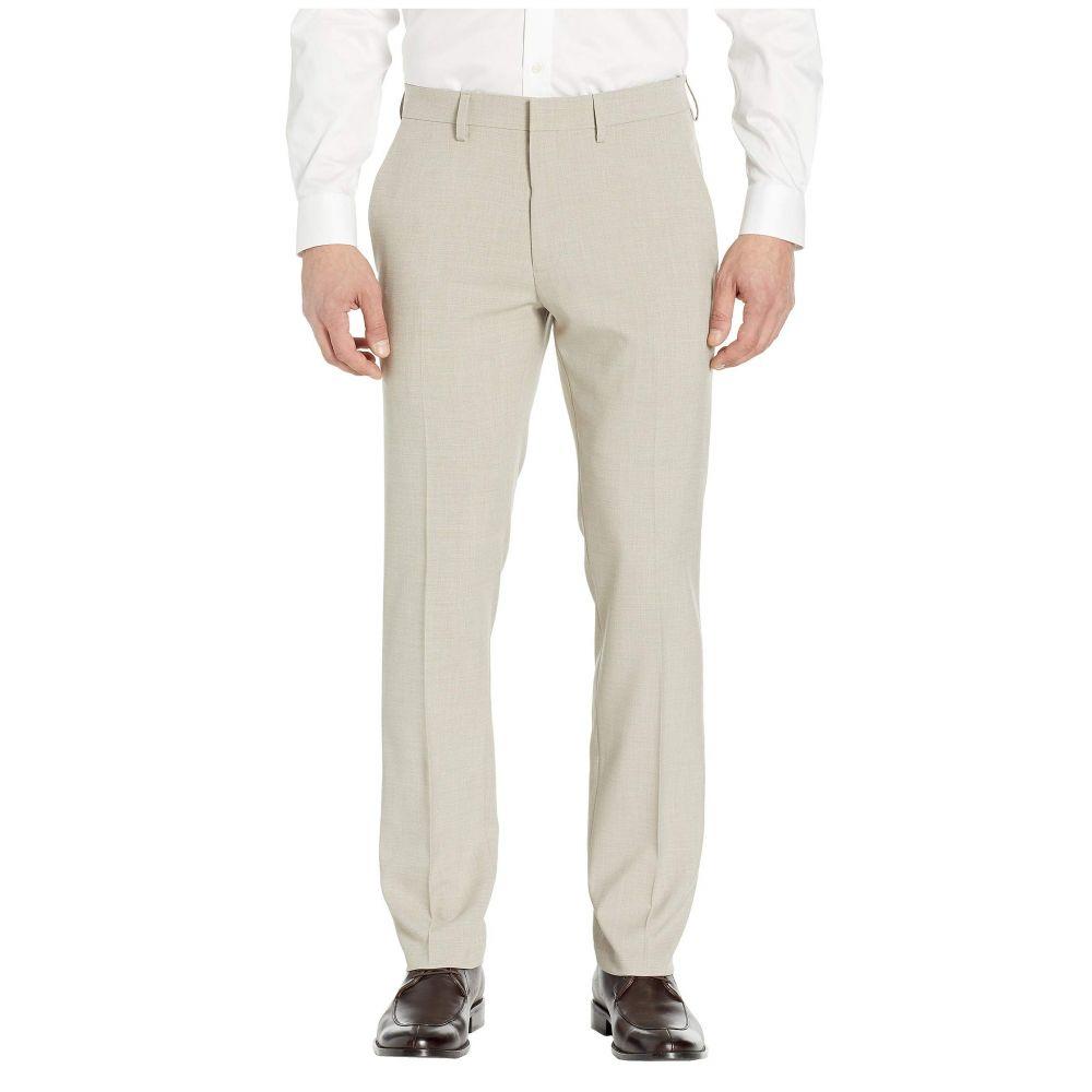 ケネス コール Kenneth Cole Reaction メンズ ボトムス・パンツ スキニー・スリム【Crosshatch Stretch Slim Dress Pants】Tan
