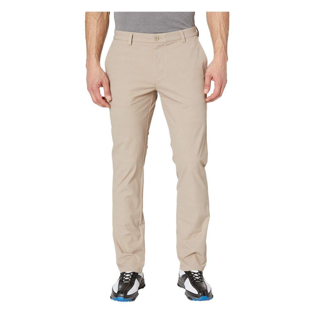 ヴィニヤードヴァインズ Vineyard Vines メンズ ボトムス・パンツ スキニー・スリム【Performance Slim On-The-Go Pants】Khaki