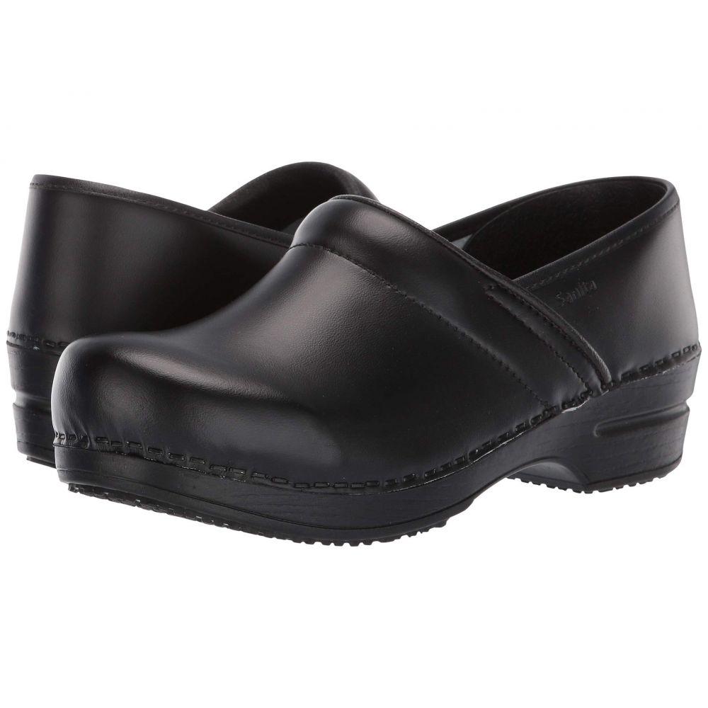 サニタ Sanita レディース シューズ・靴【Aubrey】Black