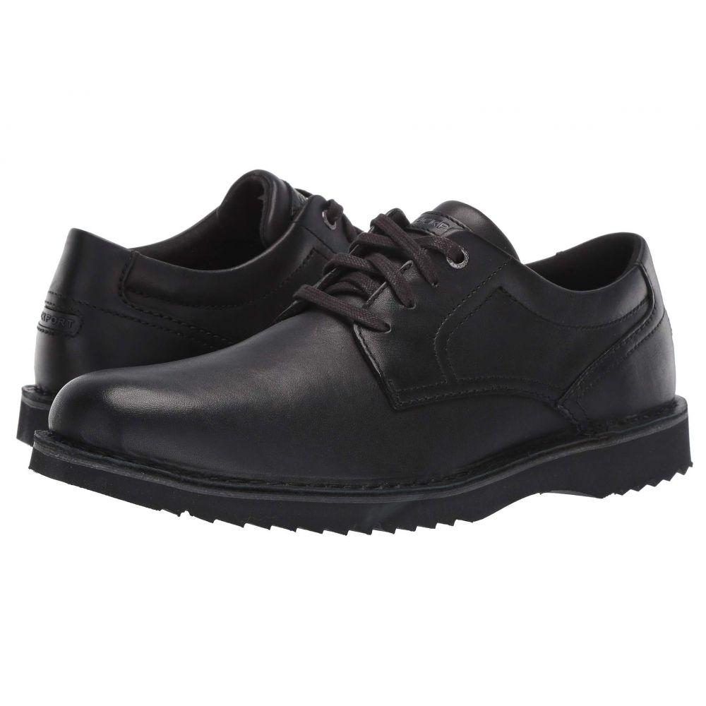 ロックポート Rockport メンズ シューズ・靴 革靴・ビジネスシューズ【Cabot Plain Toe】Black