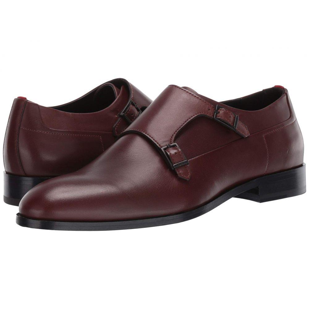 ヒューゴ Brown ボス HUGO】Medium BOSS Hugo Boss メンズ シューズ・靴 Double 革靴・ビジネスシューズ【Smart Double Monk by HUGO】Medium Brown, grand A(グランエー):993e2e9b --- finfoundation.org