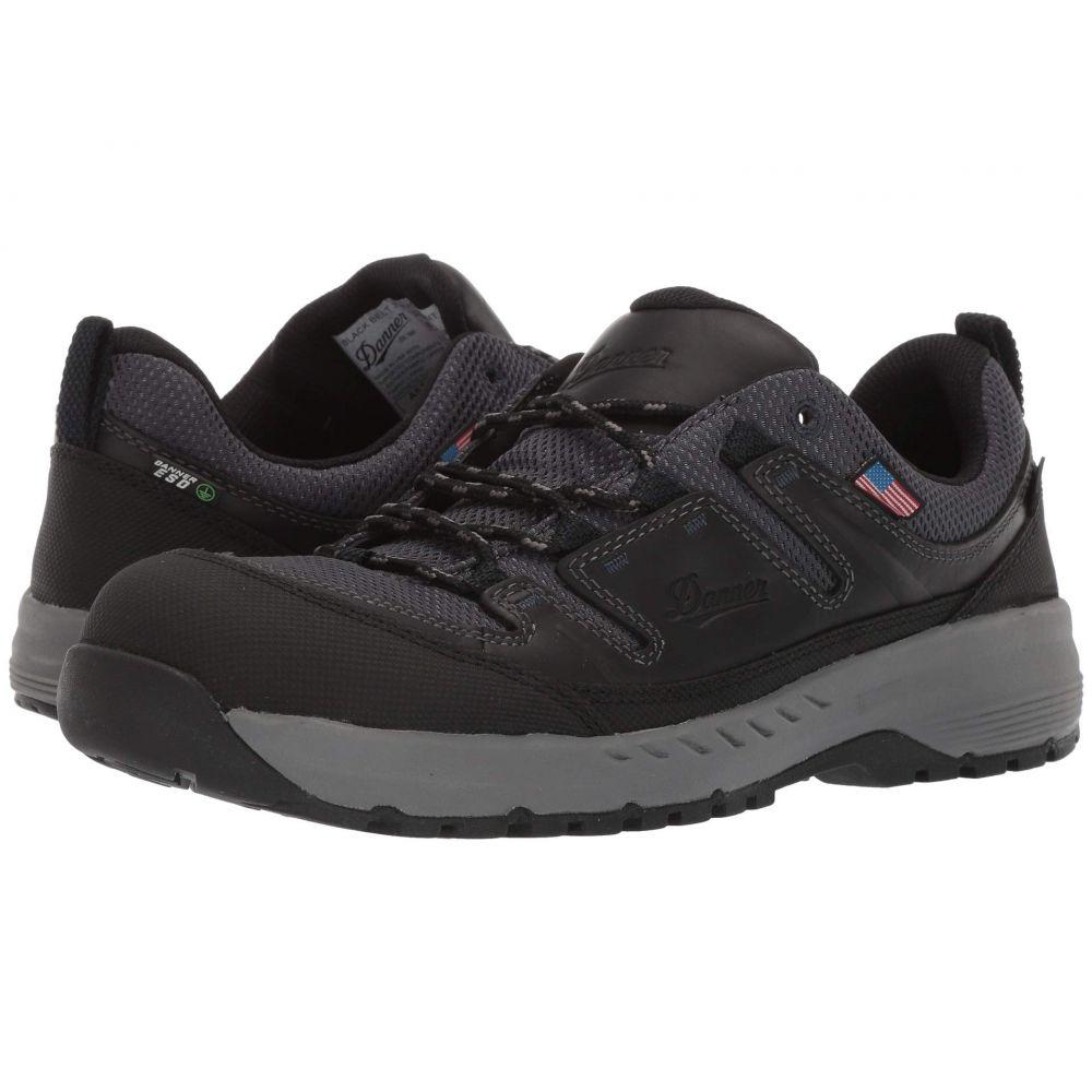 ダナー メンズ テニス シューズ・靴 Black 【サイズ交換無料】 ダナー Danner メンズ テニス シューズ・靴【Black Belt 3' ESD NMT】Black