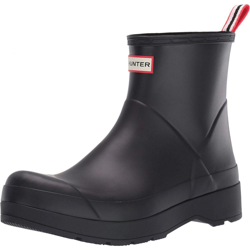 ハンター Hunter メンズ シューズ・靴 レインシューズ・長靴【Original Play Boot Chelsea】Black