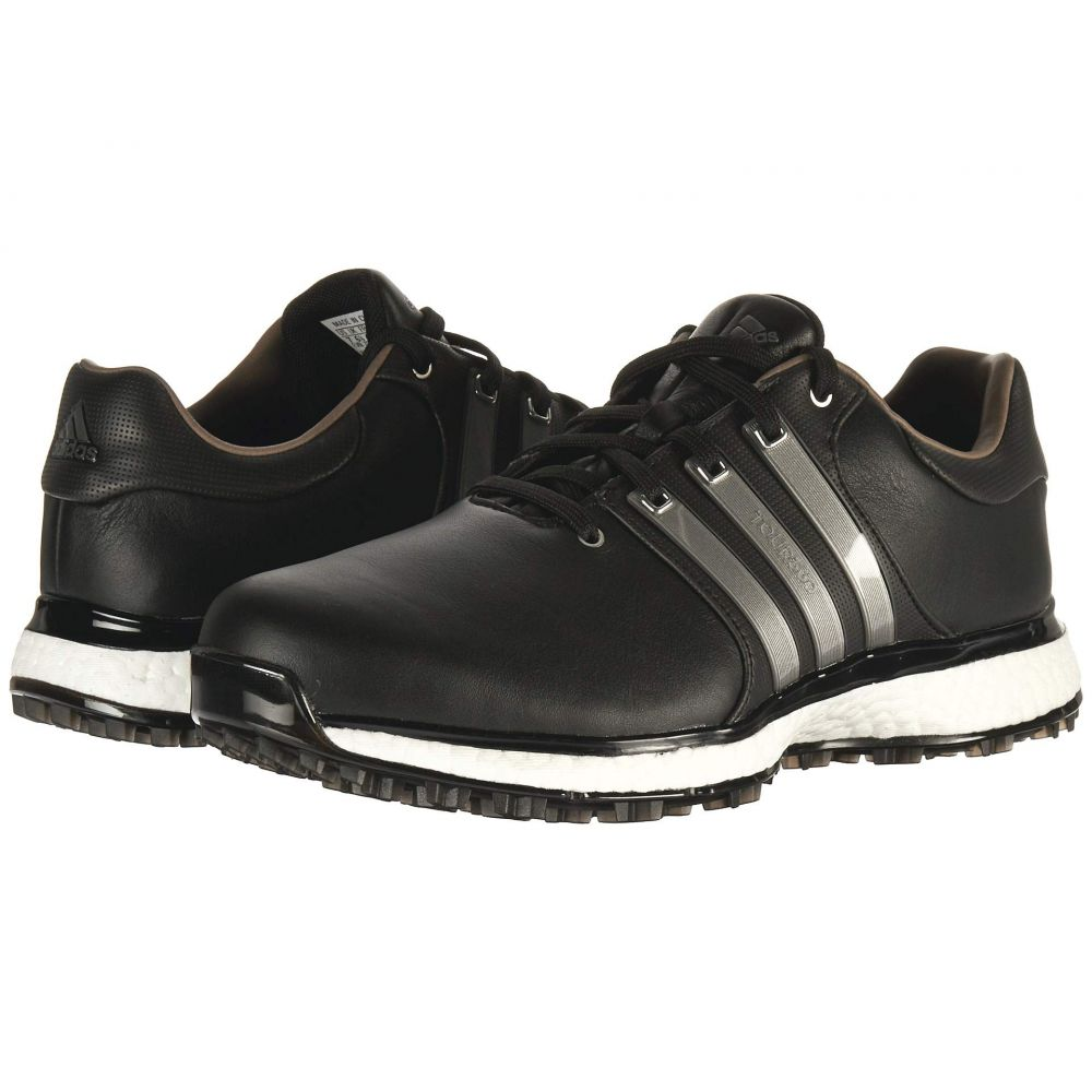 アディダス adidas Golf メンズ シューズ・靴 スニーカー【Tour360 XT Spikeless】Core Black/Iron Metallic/Silver Metallic