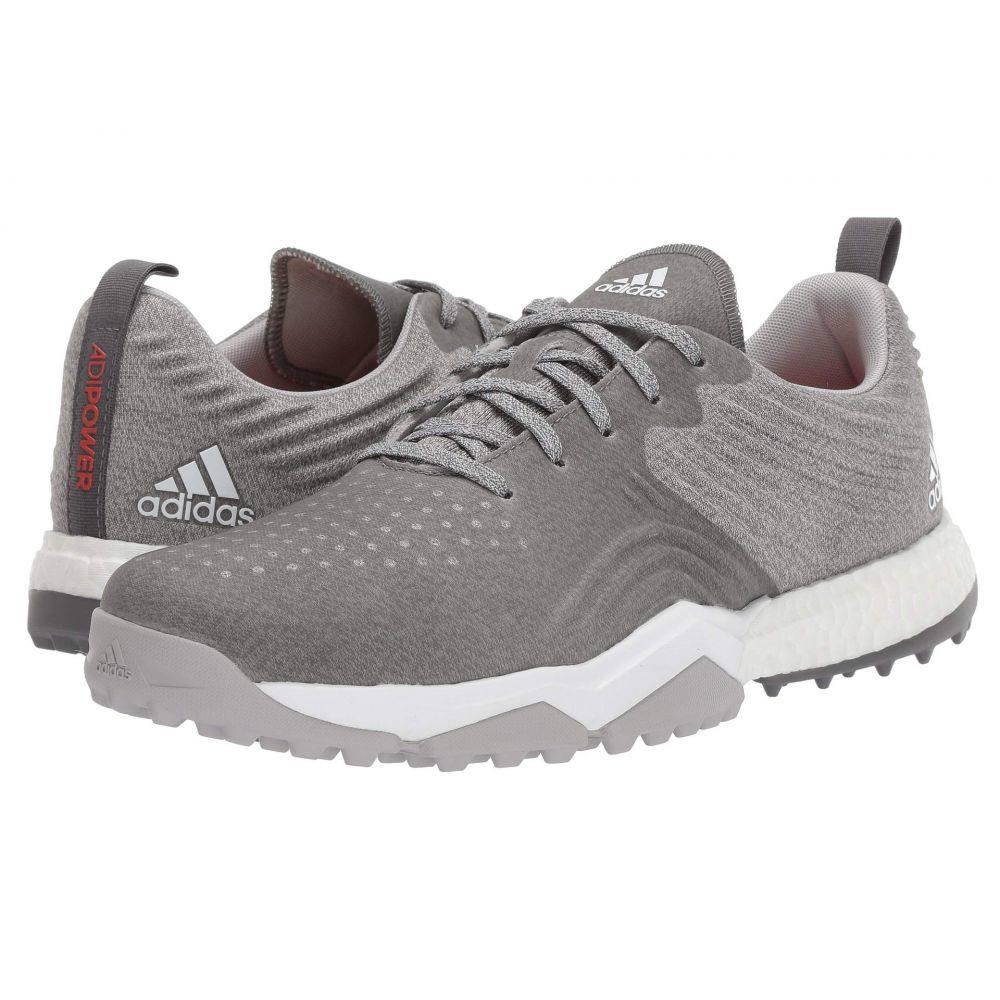アディダス adidas Golf メンズ シューズ・靴 スニーカー【adiPower 4orged S - Wide】Grey/Grey/Raw Amber